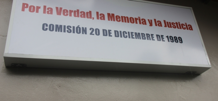 COMISIÓN DEL 20 DE DICIEMBRE DARÁ INFORME SOBRE INVESTIGACIÓN DE INVASIÓN DE DE 1989