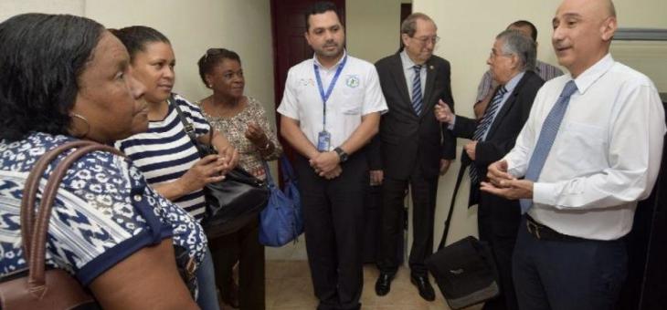 Familias reinician proceso para identificar a víctimas de la invasión