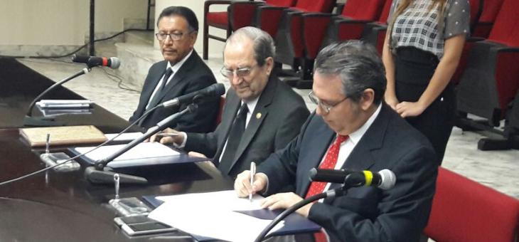 Comisión 20 de Diciembre de 1989 realiza cuarta sesión informativa